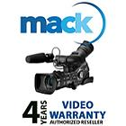 Mack 1071 4 Year Pro Video International Warranty (under USD10000)