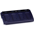 IDX LC-7P 4-channel DV Battery Charger