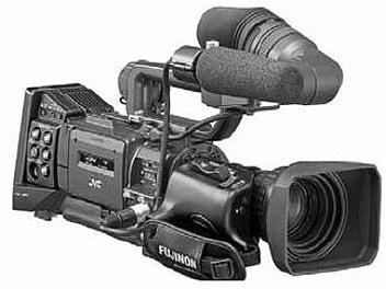 JVC GY-HD251E HD Camcorder PAL
