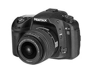 Pentax K10 DSLR Camera Body