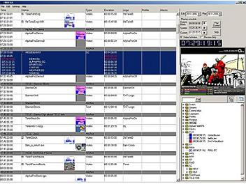 StreamLabs TELE-INFO 2 2 On-Air Playout and TV-Automation Software