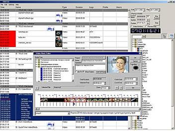 StreamLabs TELE 2 2 On-Air Playout and TV-Automation Software