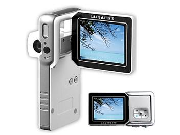 DigiLife DDV-5120A Digital Video Camcorder - Silver