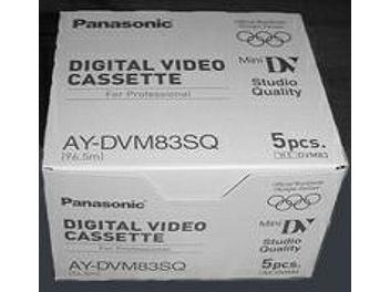 Panasonic AY-DVM83SQ mini-DV Cassette (pack 50 pcs)