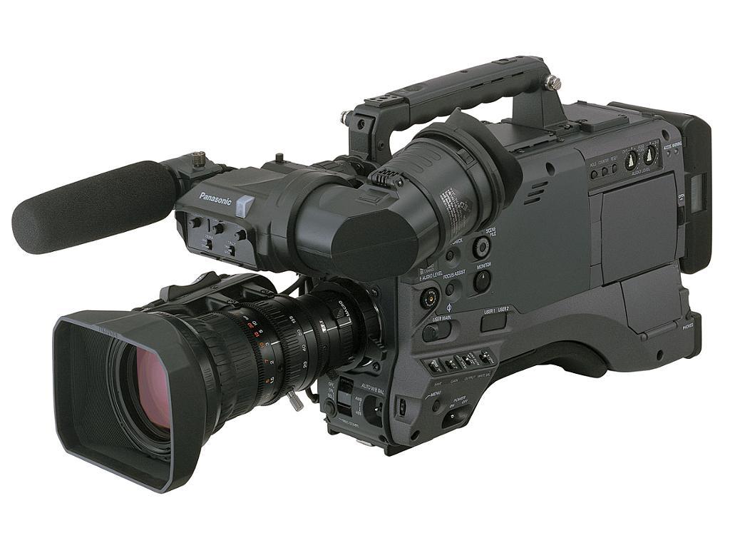 Panasonic hpx500 camera operation basics youtube.