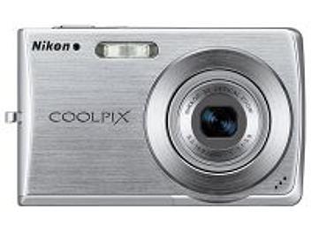 Nikon Coolpix S200 Compact Digital Camera