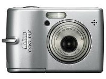 Nikon Coolpix L12 Compact Digital Camera