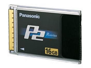 Panasonic AJ-P2C016RG P2 Card 16Gb