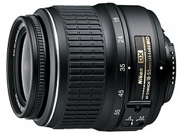 Nikon 18-55mm F3.5-5.6G ED II AF-S DX Nikkor Lens