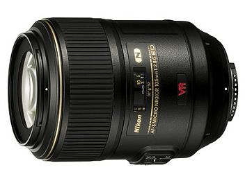 Nikon 105mm F2.8G IF-ED AF-S VR Nikkor Lens