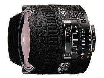 Nikon 16mm F2.8D AF Fisheye Nikkor Lens