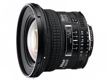 Nikon 18mm F2.8D AF Nikkor Lens
