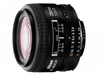 Nikon 28mm F2.8D AF Nikkor Lens