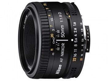 Nikon 50mm F1.8D AF Nikkor Lens