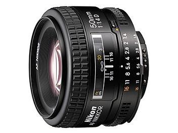 Nikon 50mm F1.4D AF Nikkor Lens