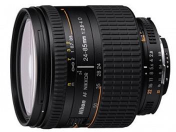 Nikon 24-85mm F2.8-4D IF AF Nikkor Lens