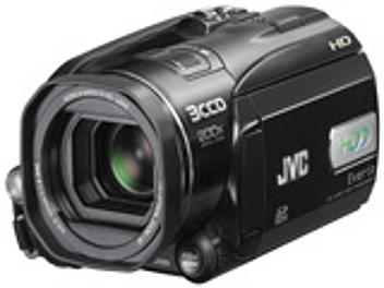 JVC Everio GZ-HD3 HD Hard Disk Camcorder PAL