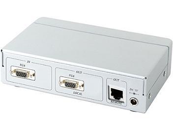 Globalmediapro C5E-52 VGA CAT5 Extender (Transmitter and Receiver)