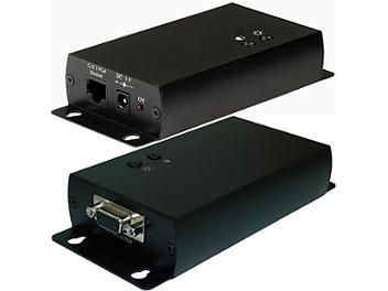 Globalmediapro C5E-55R VGA CAT5 Remote Receiver