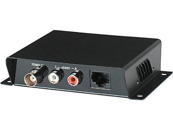 Globalmediapro C5E-19AR Audio Video CAT5 Receiver