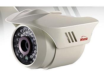 HME HM-V5H IR Color CCTV Camera 480TVL 12mm Lens PAL