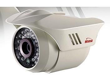 HME HM-V5H IR Color CCTV Camera 480TVL 8mm Lens NTSC