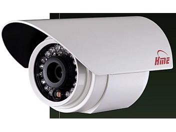 HME HM-15H IR Color CCTV Camera 480TVL 8mm Lens NTSC