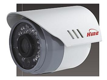HME HM-S28GH IR Color CCTV Camera 480TVL 8mm Lens NTSC