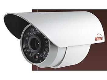 HME HM-25H IR Color CCTV Camera 480TVL 8mm Lens PAL