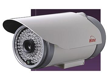 HME HM-S45 IR Color CCTV Camera 420TVL 12mm Lens NTSC