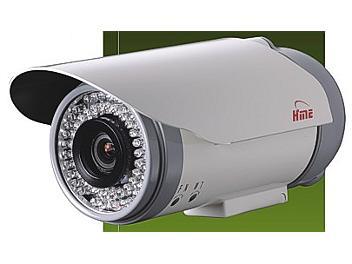 HME HM-PZ35H IR Color CCTV Camera 480TVL 9-22mm Zoom Lens PAL