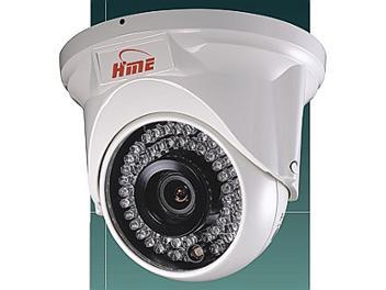 HME HM-PDZ35H IR Color CCTV Camera 480TVL 9-22mm Zoom Lens NTSC