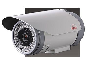 HME HM-Z50HQ IR Color CCTV Camera 540TVL 4-9mm Zoom Lens PAL