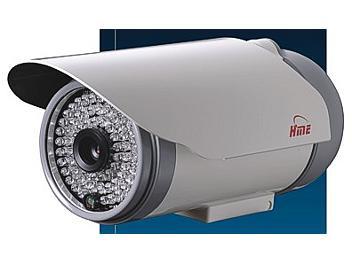 HME HM-70EXH IR Color CCTV Camera 480TVL 12mm Lens NTSC