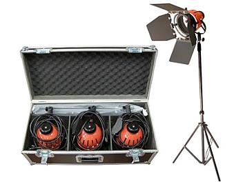 Dynacore DTR-800W-KH Focusable Soft Light Kit (Hard Case)