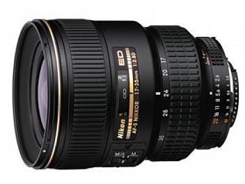 Nikon 17-35mm F2.8D IF-ED AF-S Nikkor Lens