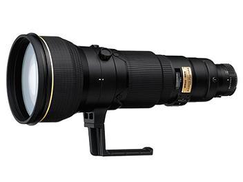 Nikon 600mm F4D IF-ED II AF-S Nikkor Lens (Black)