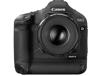 Canon EOS-1D Mark III DSLR Camera Body