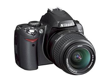 Nikon D40 DSLR Camera Kit with Nikon 18-55mm Lens