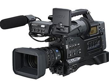 Sony HVR-S270 HDV Camcorder PAL