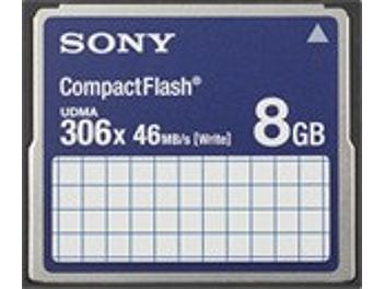 Sony NCFD8GP CompactFlash Memory Card 8GB