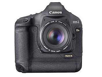 Canon EOS-1DS Mark III DSLR Camera Body