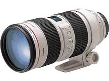 Canon EF 70-200mm F2.8L IS USM Lens