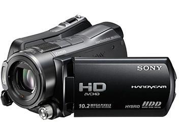 Sony HDR-SR12E HD HDD Handycam Camcorder PAL