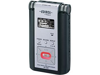 Edirol R-09 Portable Audio Recorder