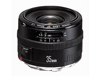 Canon EF 35mm F2 Lens