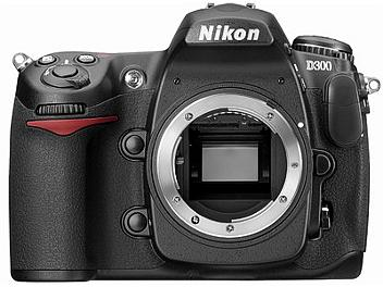 Nikon D300 DSLR Camera Kit with Nikon 50mm F1.8 Lens and Nikon SB-800 Flash + Calibrator