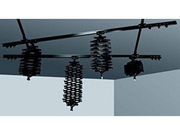Hylow A-13 Ceiling Track