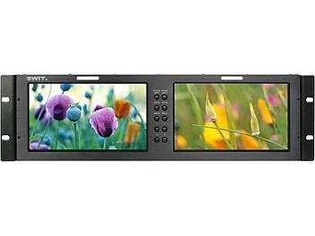 Swit M-1080D 2 x 8-inch LCD Monitor
