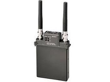 Sony WRR-855B 66/68 Portable Plug-In Diversity Tuner